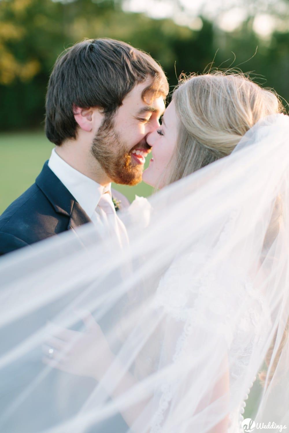Meg + Dean | Back Yard Wedding | huntsville, Alabama Photographer-170