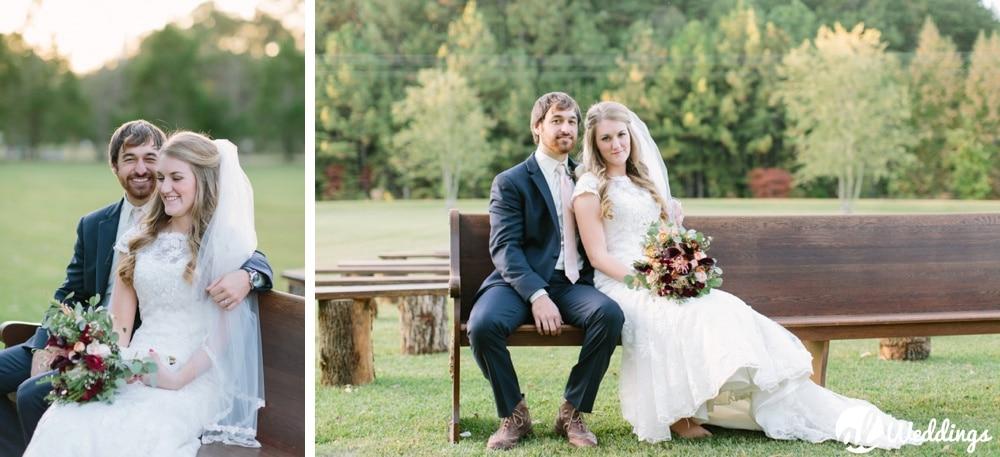 Meg + Dean | Back Yard Wedding | huntsville, Alabama Photographer-174