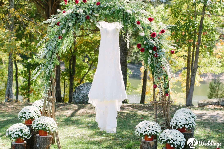Meg + Dean | Back Yard Wedding | huntsville, Alabama Photographer-3