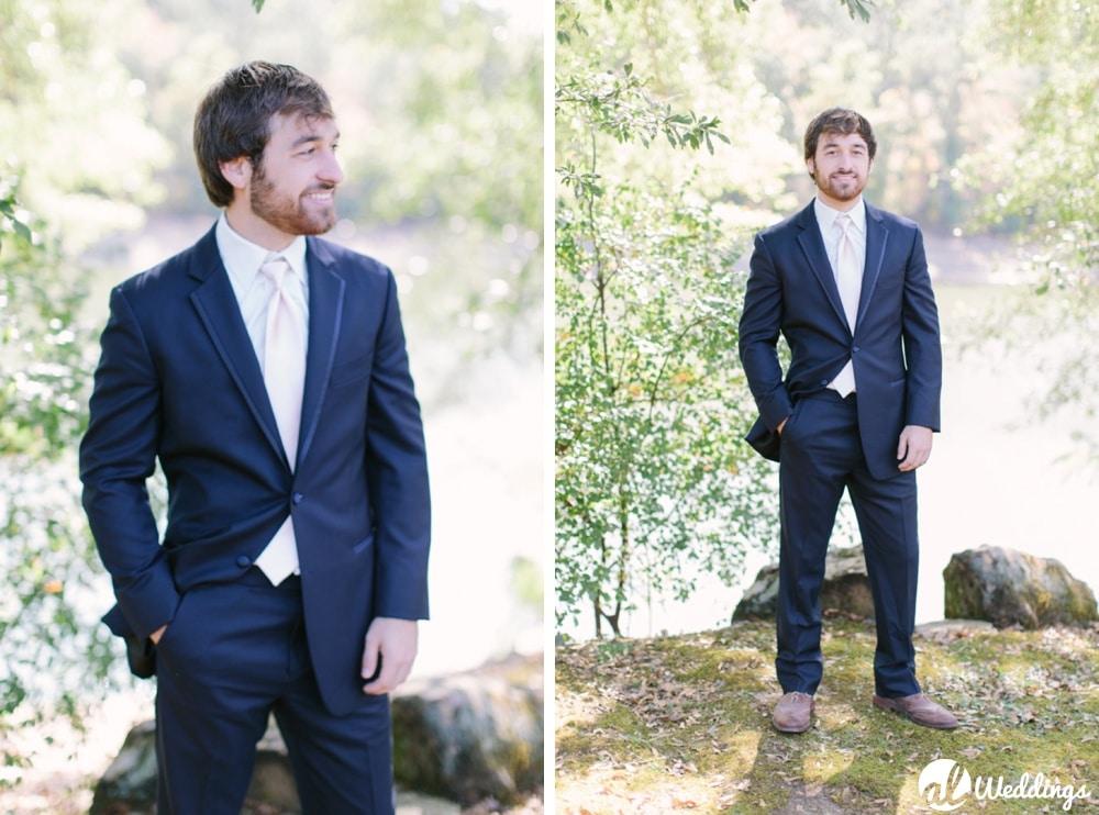 Meg + Dean | Back Yard Wedding | huntsville, Alabama Photographer-33