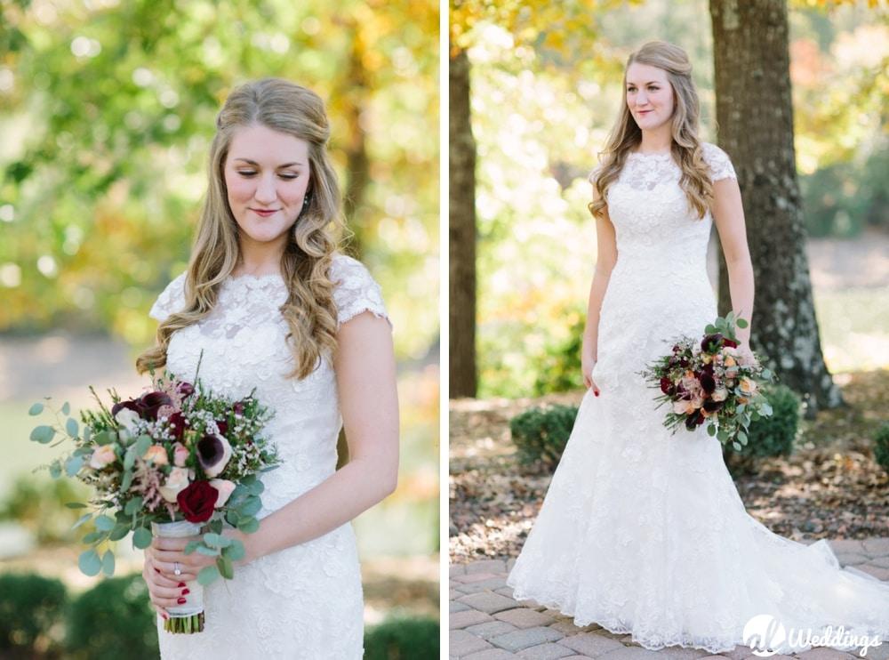 Meg + Dean | Back Yard Wedding | huntsville, Alabama Photographer-41