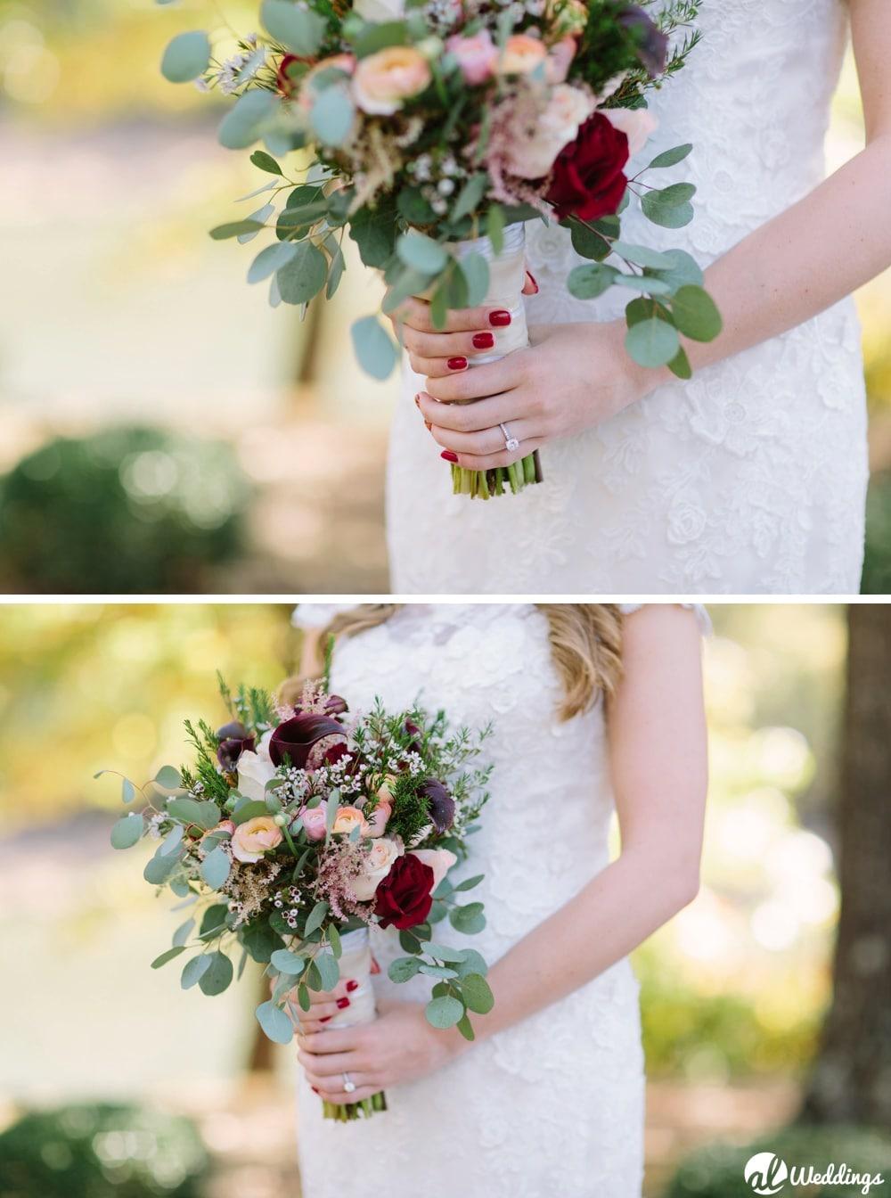Meg + Dean | Back Yard Wedding | huntsville, Alabama Photographer-42