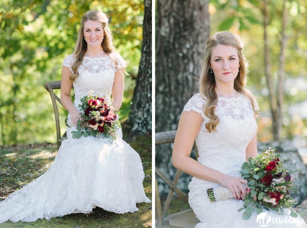 Meg + Dean | Back Yard Wedding | huntsville, Alabama Photographer-45