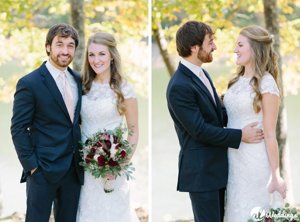 Meg + Dean | Back Yard Wedding | huntsville, Alabama Photographer-58