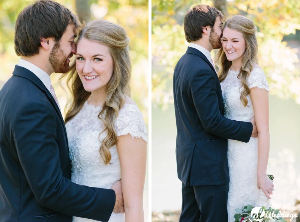 Meg + Dean | Back Yard Wedding | huntsville, Alabama Photographer-60