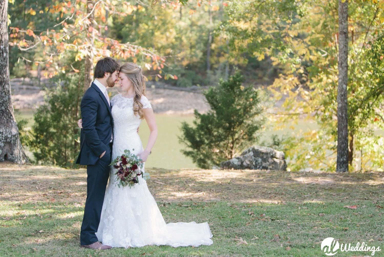 Meg + Dean | Back Yard Wedding | huntsville, Alabama Photographer-68