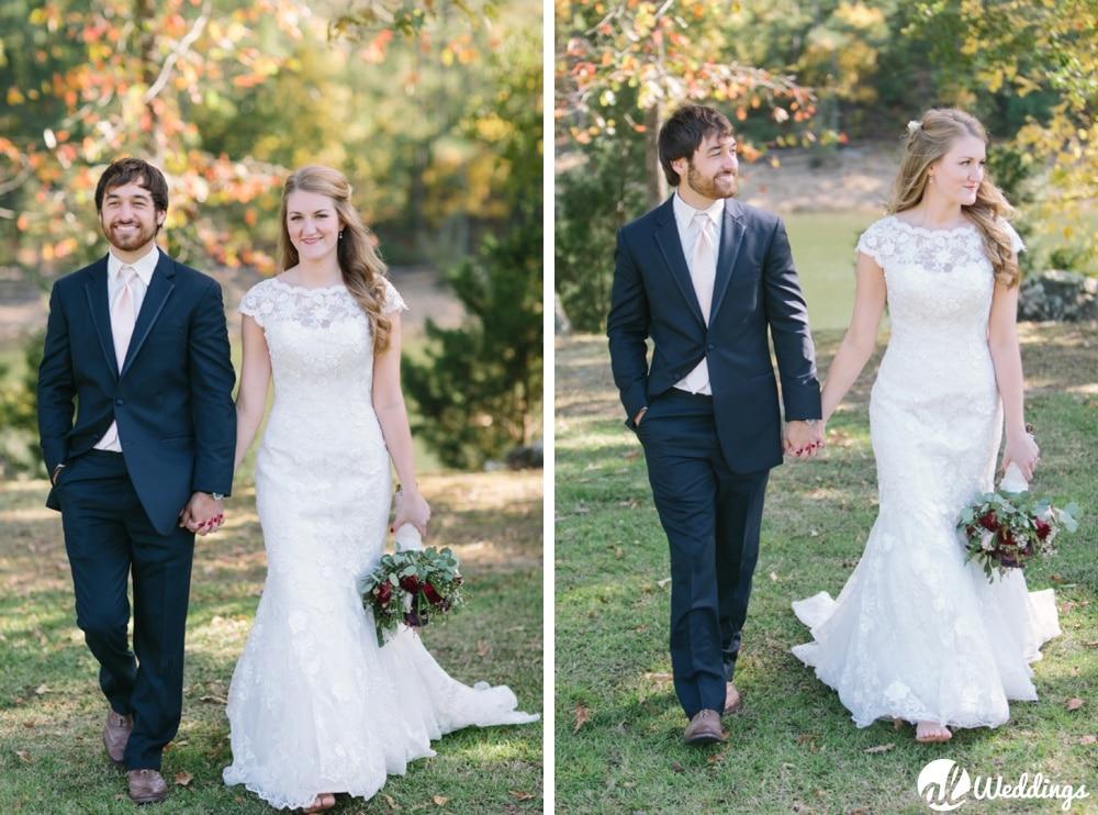 Meg + Dean | Back Yard Wedding | huntsville, Alabama Photographer-69