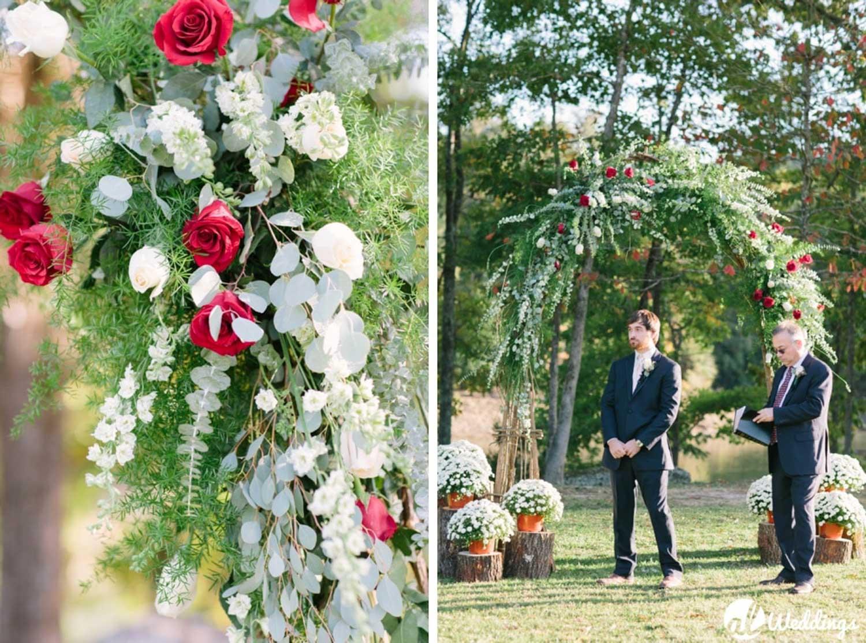 Meg + Dean | Back Yard Wedding | huntsville, Alabama Photographer-76