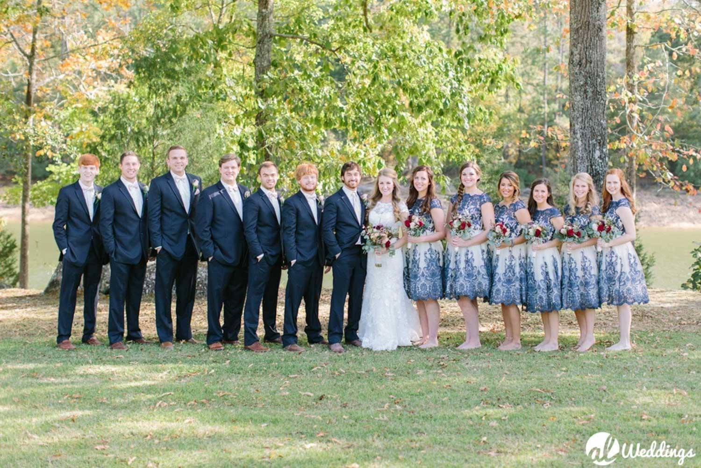 Meg + Dean | Back Yard Wedding | huntsville, Alabama Photographer-78