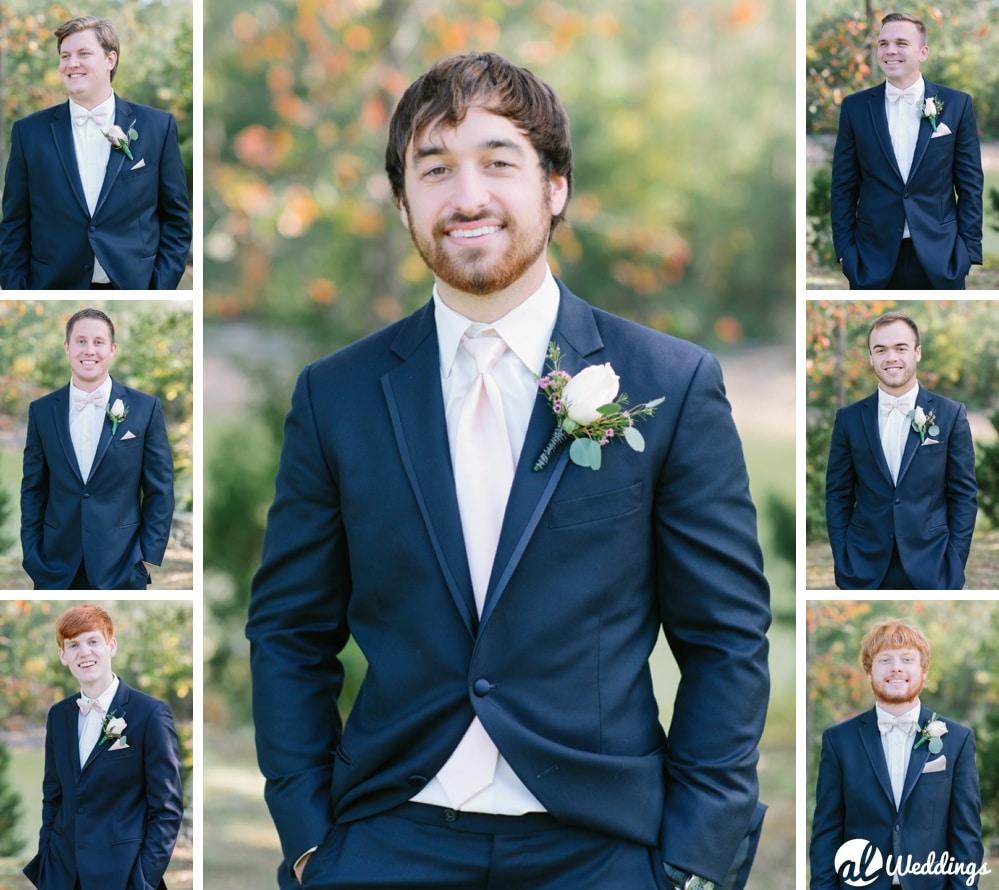Meg + Dean | Back Yard Wedding | huntsville, Alabama Photographer-96