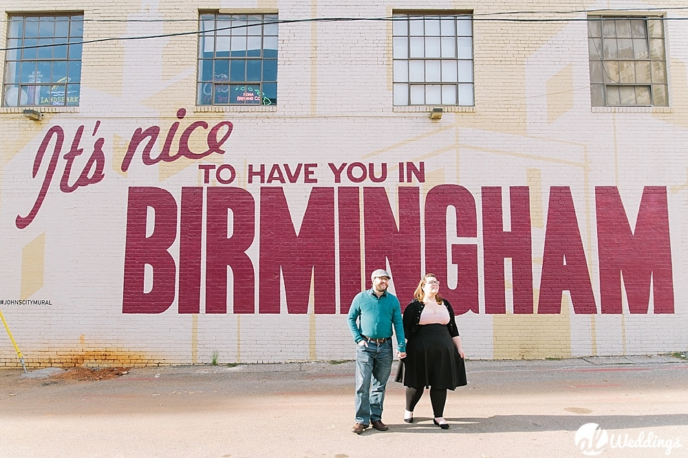 Norma + Burt | Railroad Park | Birmingham Alabama Photographer