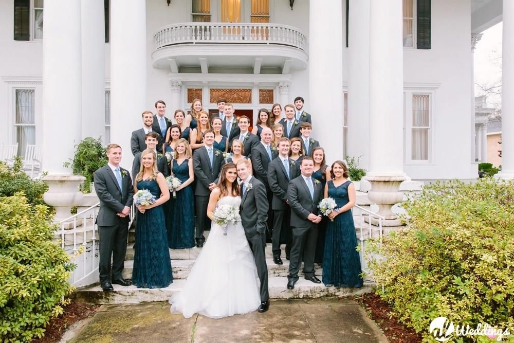 Ardner Wedding Eufaula Al Shorter Mansion Photographer 36