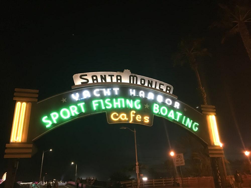 Santa Monica Pier42