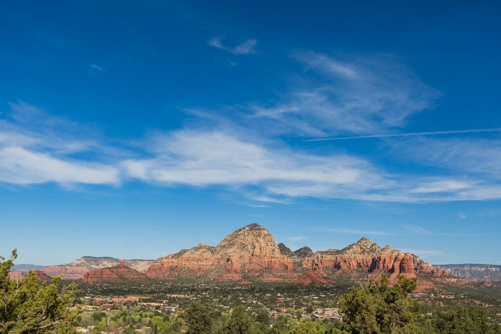 Arizona vacation pt i al weddings for Cabin in sedona az