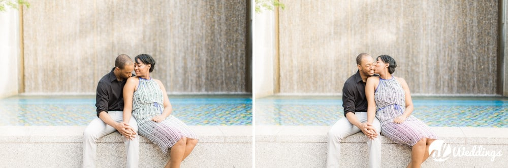 Sunny Downtown Alabama Engagement Session14