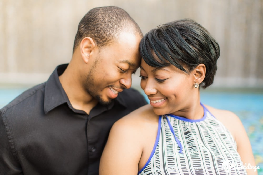 Sunny Downtown Alabama Engagement Session15