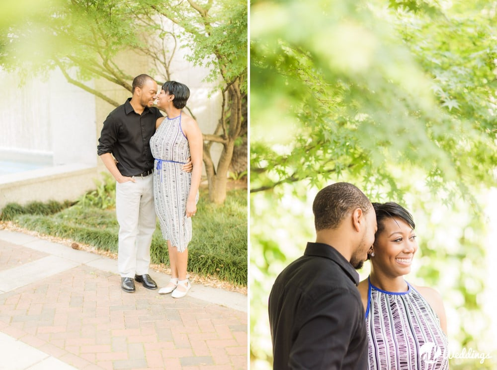 Sunny Downtown Alabama Engagement Session16