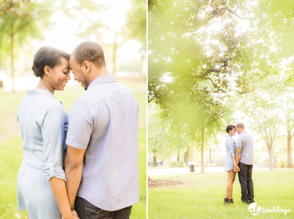 Sunny Downtown Alabama Engagement Session19