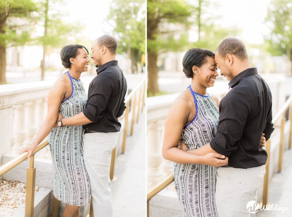 Sunny Downtown Alabama Engagement Session24