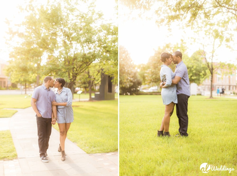 Sunny Downtown Alabama Engagement Session28