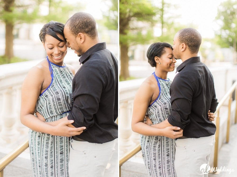 Sunny Downtown Alabama Engagement Session31