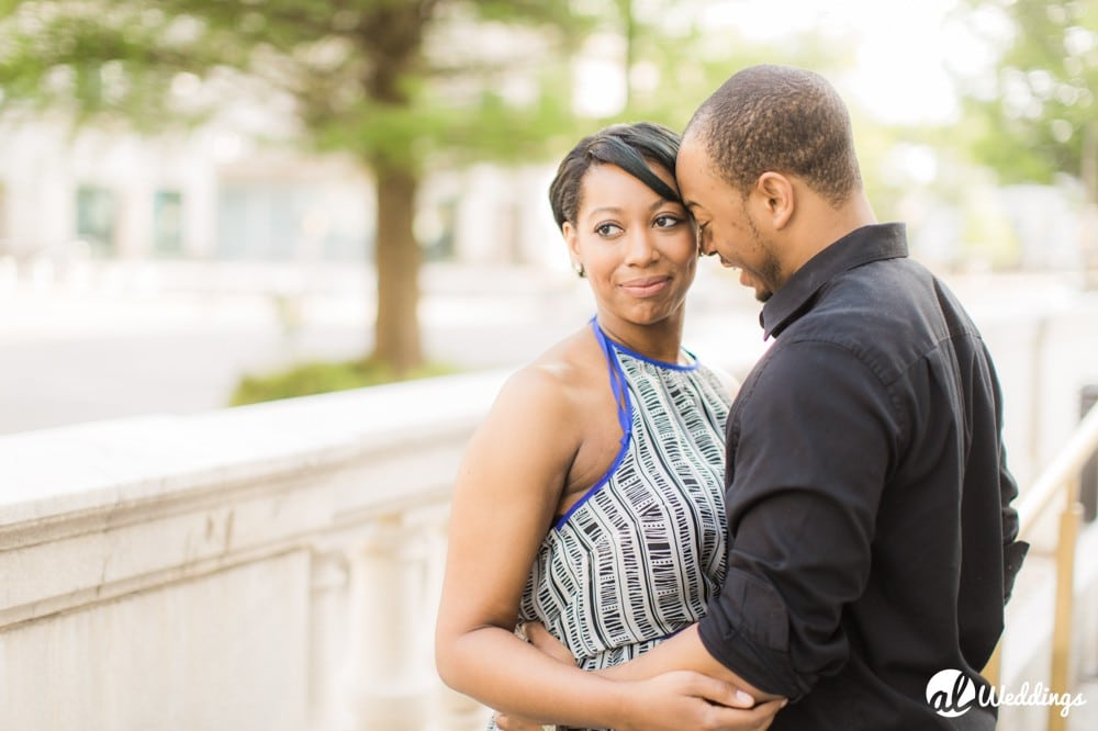 Sunny Downtown Alabama Engagement Session32