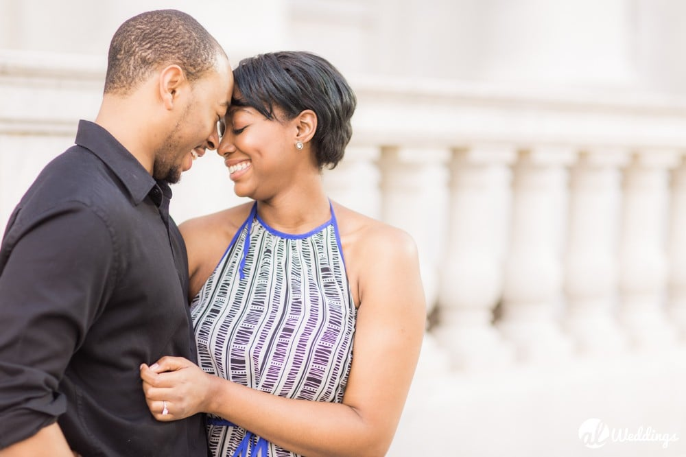 Sunny Downtown Alabama Engagement Session6