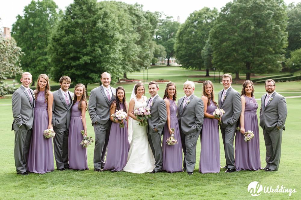 Samford University Wedding Birmingham alabama 25