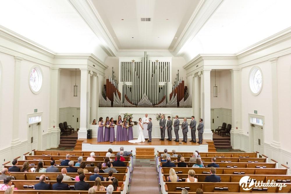 Samford University Wedding Birmingham alabama 35