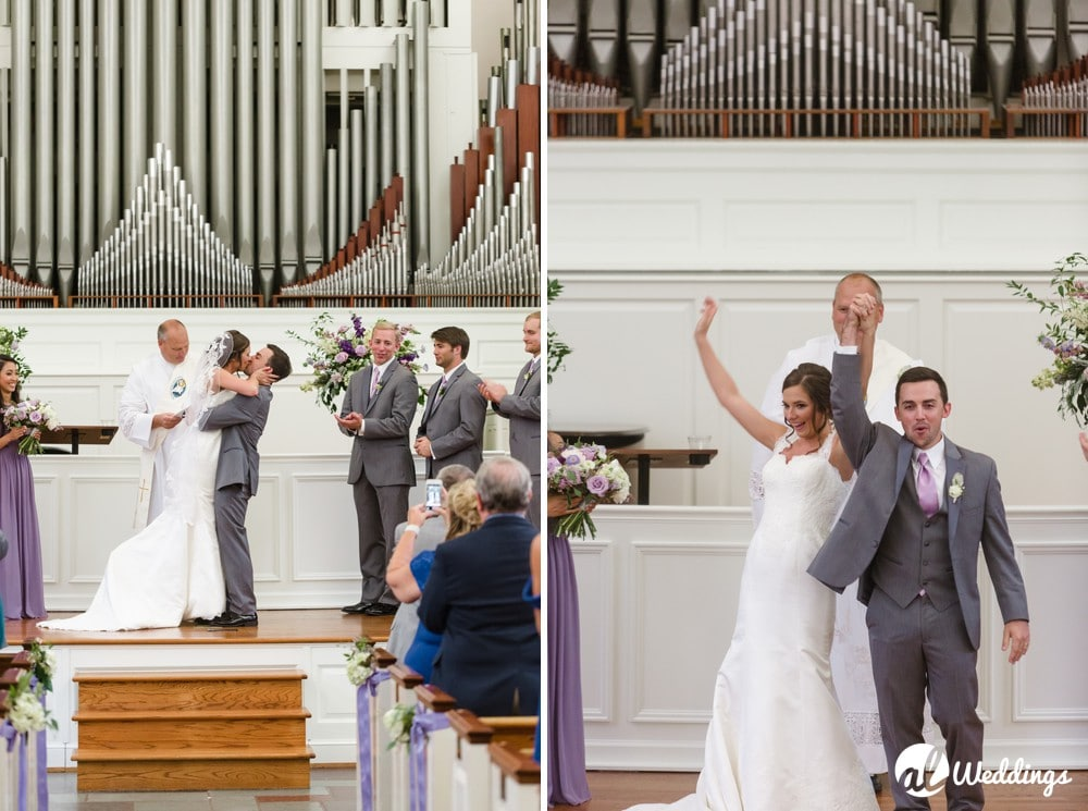 Samford University Wedding Birmingham alabama 36
