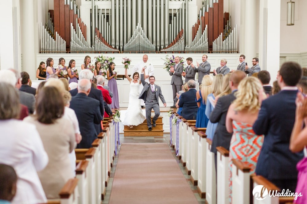 Samford University Wedding Birmingham alabama 37