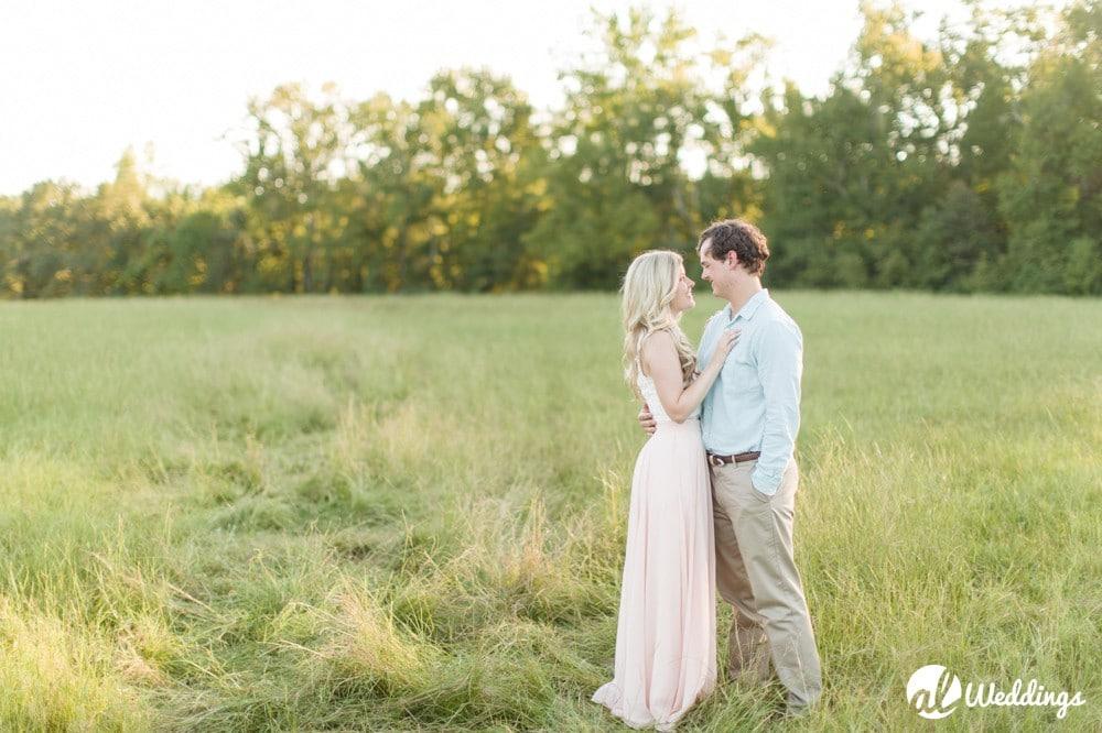 Kiesel Park Auburn Al Engagement Photography 41
