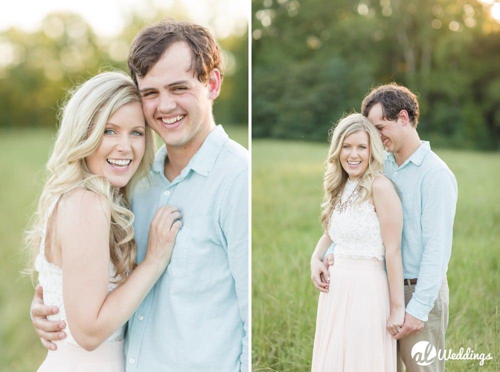 Kiesel Park Auburn Al Engagement Photography 42