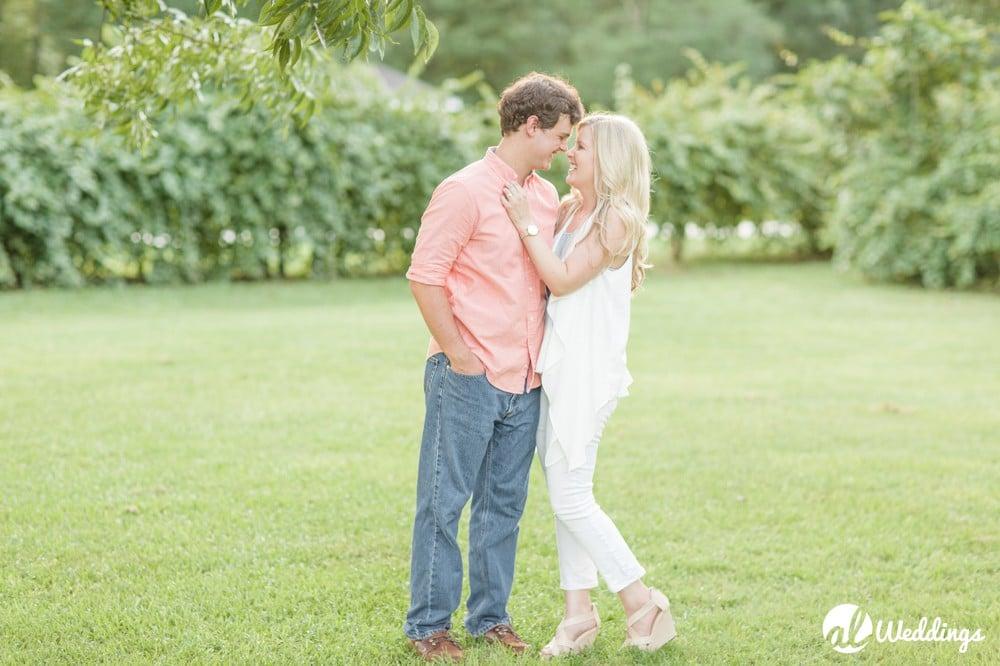 Kiesel Park Auburn Al Engagement Photography 50