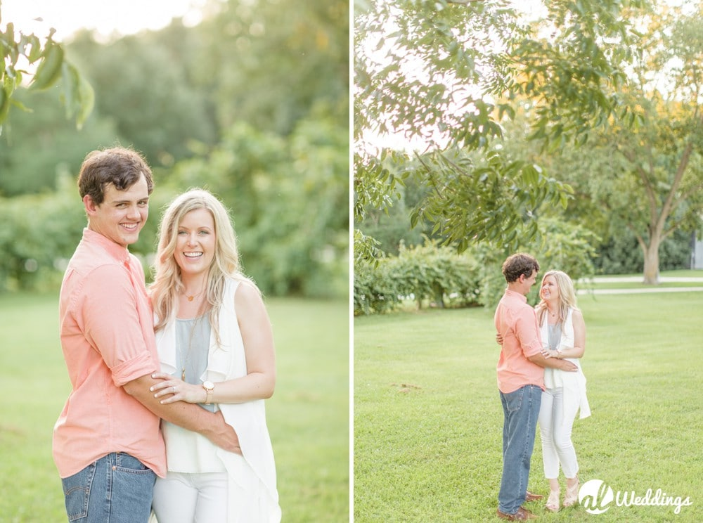 Kiesel Park Auburn Al Engagement Photography 51