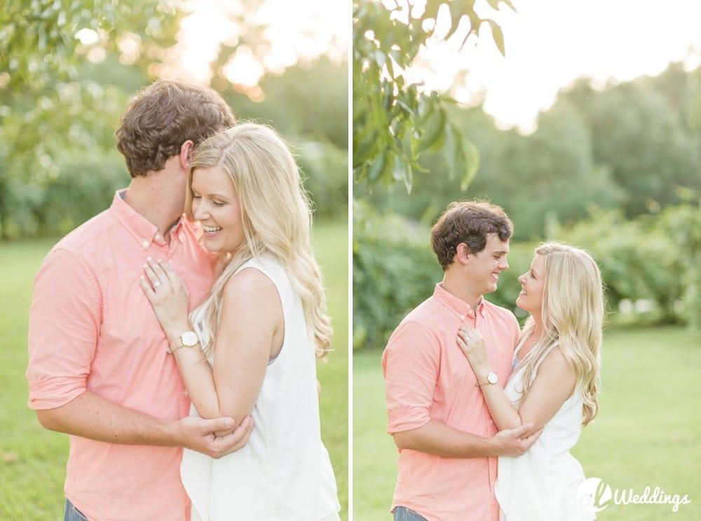 Kiesel Park Auburn Al Engagement Photography 53