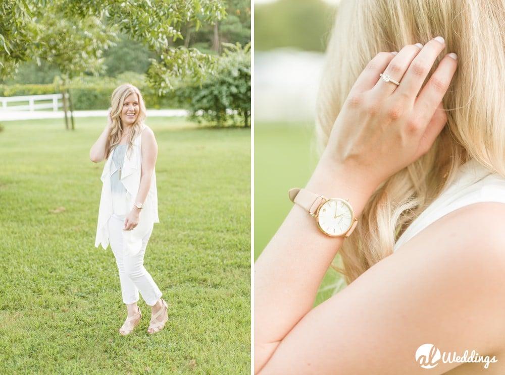 Kiesel Park Auburn Al Engagement Photography 55