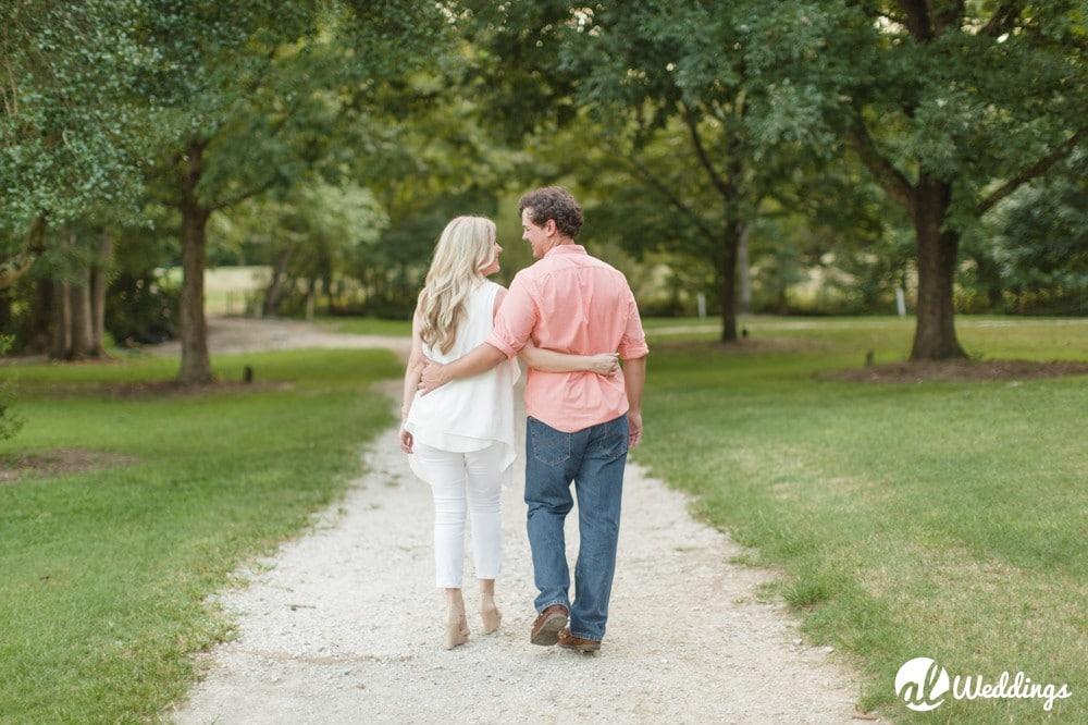 Kiesel Park Auburn Al Engagement Photography 58