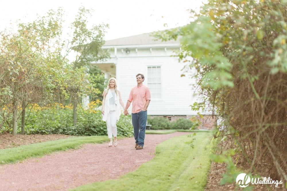 Kiesel Park Auburn Al Engagement Photography 62