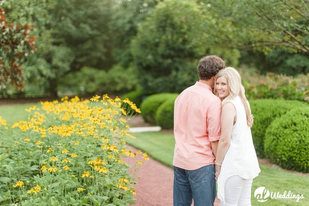 Kiesel Park Auburn Al Engagement Photography 63
