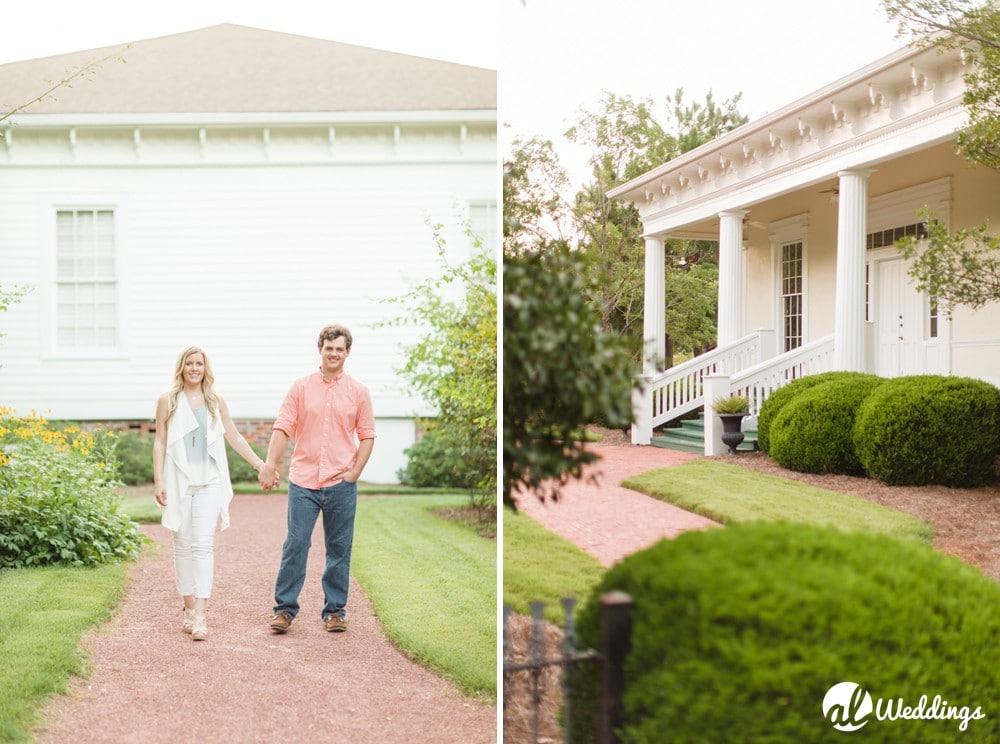 Kiesel Park Auburn Al Engagement Photography 64