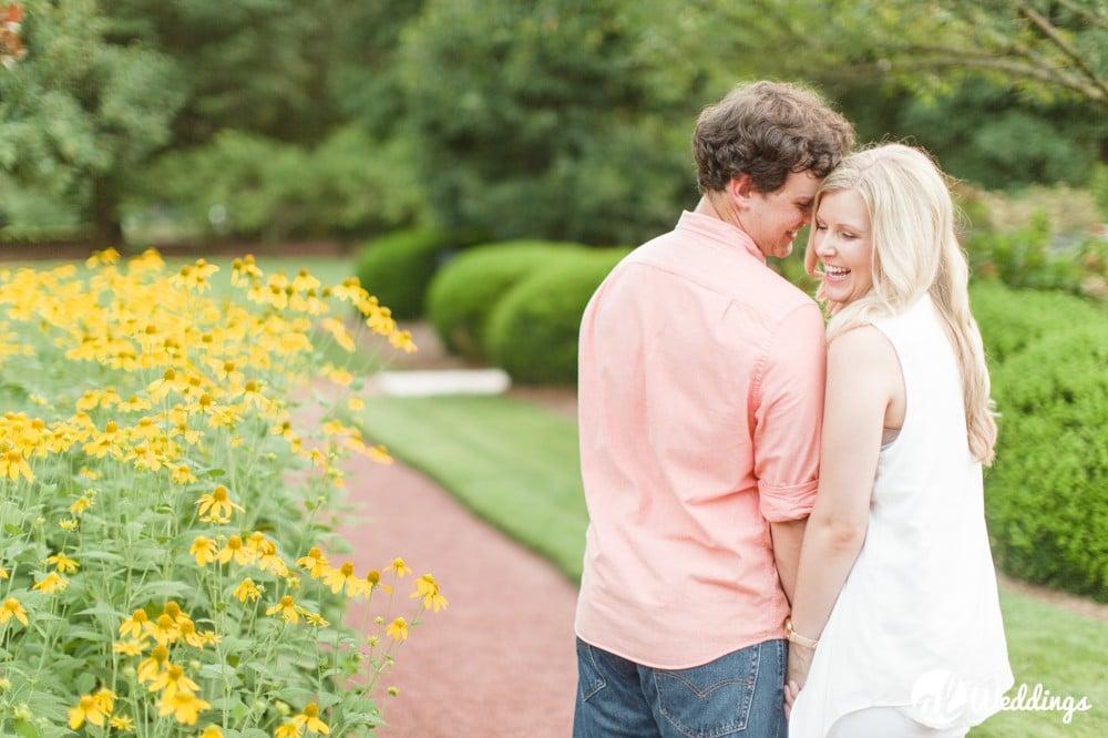 Kiesel Park Auburn Al Engagement Photography 65