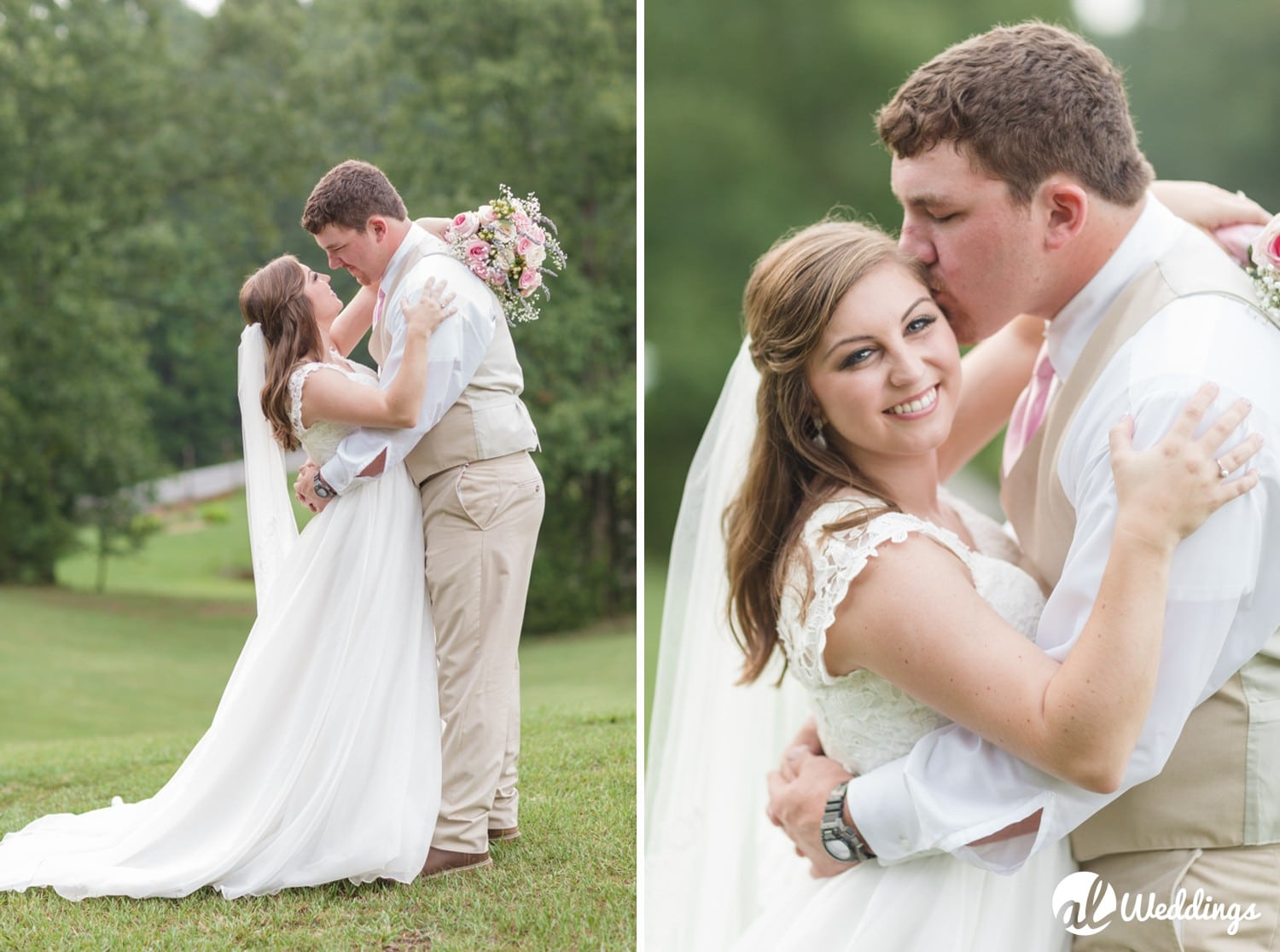 Southern Wedding Applewood Farms Alabama 45