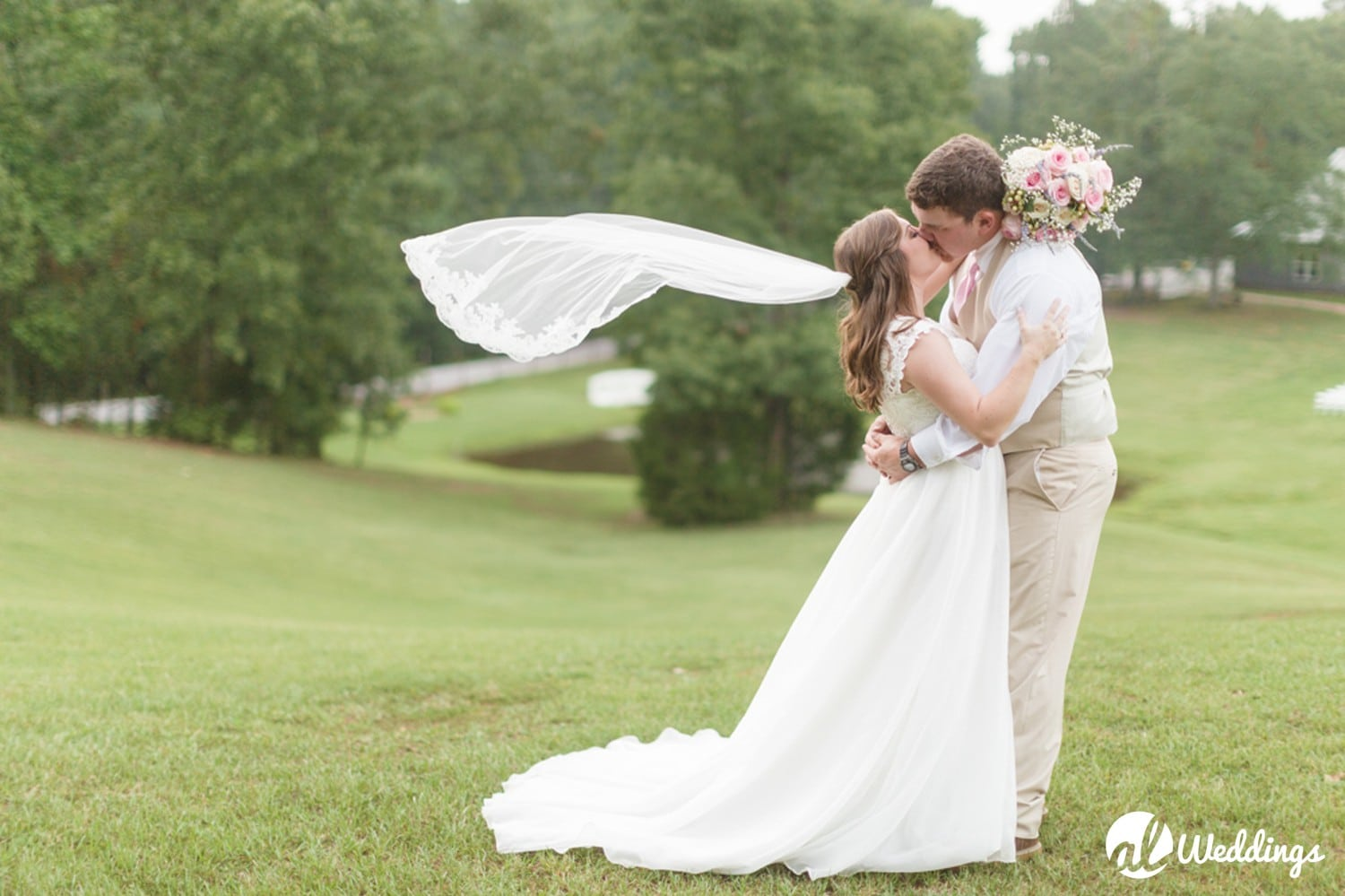 Southern Wedding Applewood Farms Alabama 48