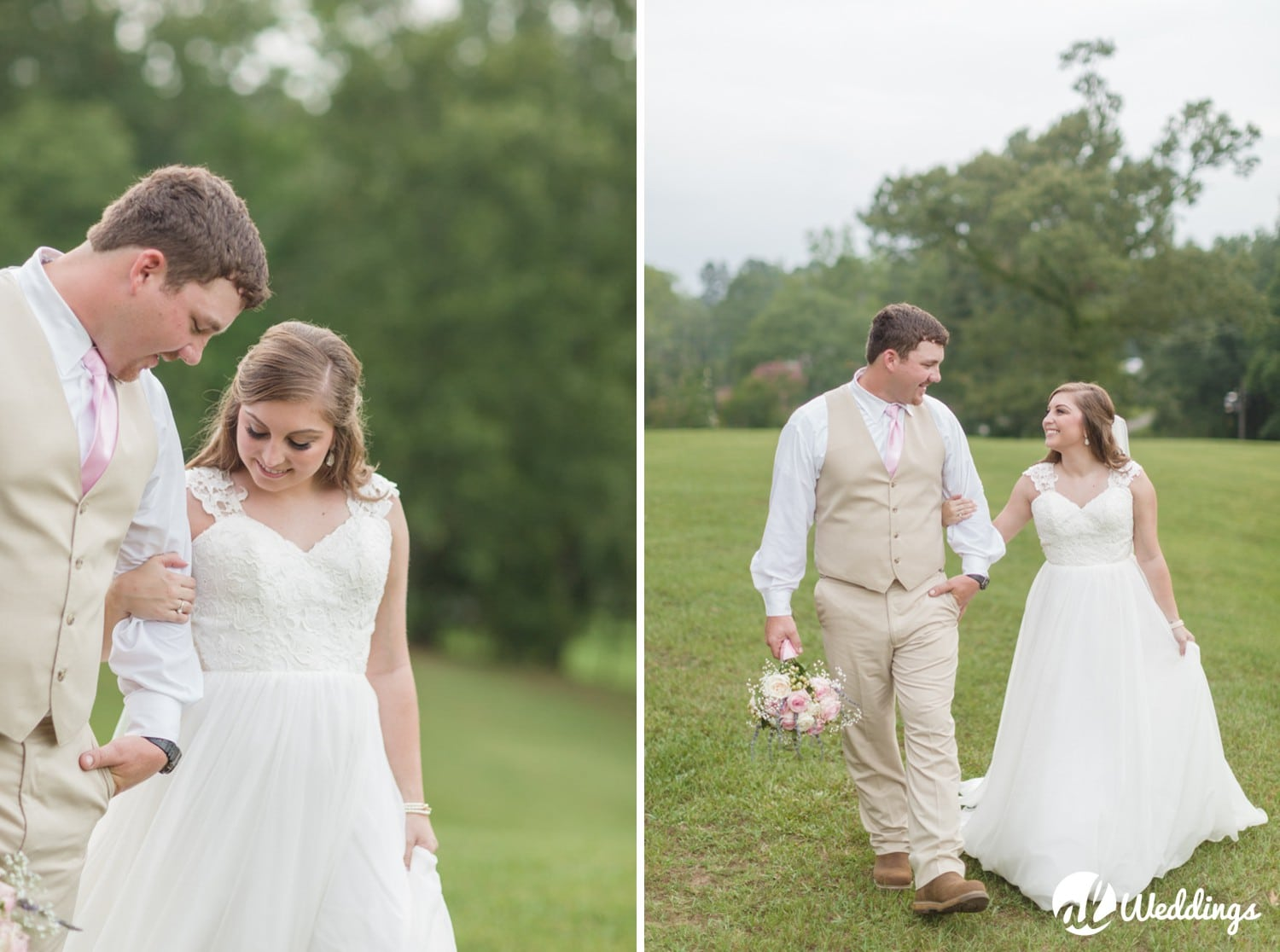 Southern Wedding Applewood Farms Alabama 50