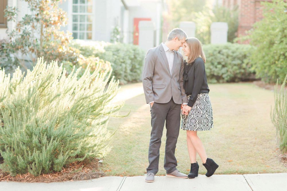 Moss Rock Suburb Anniversary Session Sarah + Austin | Hoover, Alabama
