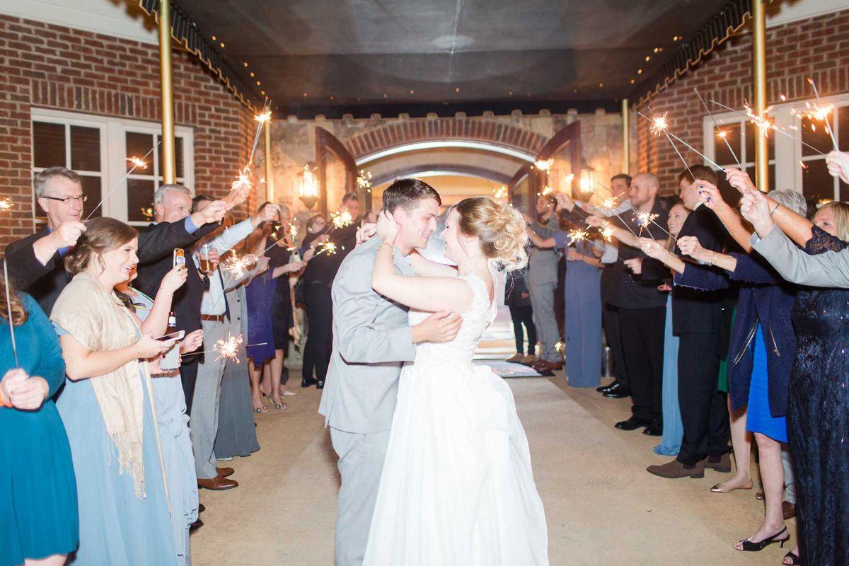 Fall Briarwood Presbyterian Church Wedding And Birmingham Country