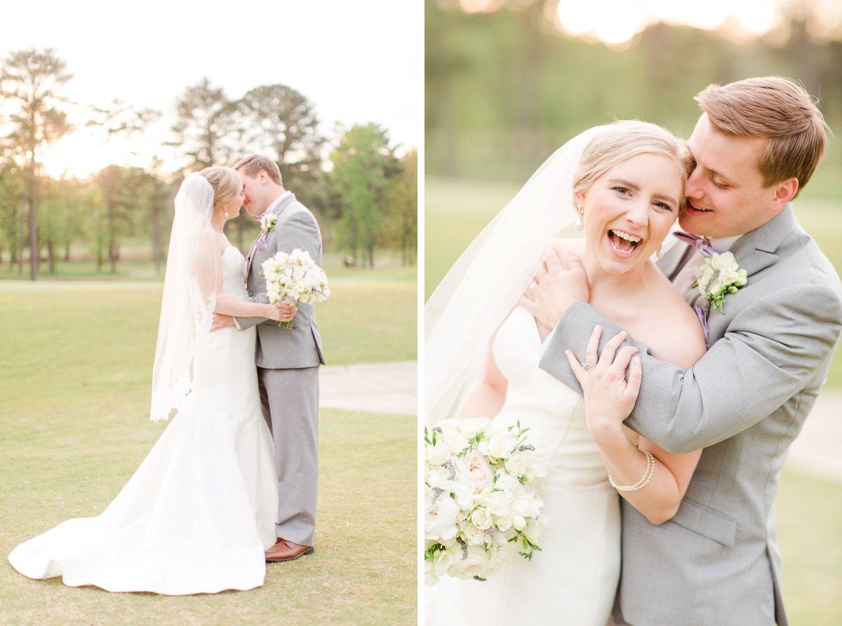 A Spring Pine Tree Country Club Wedding in Birmingham, AL | AL Weddings