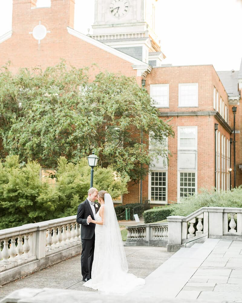 A Reid Chapel Wedding Birmingham Alabama Wedding Photographer
